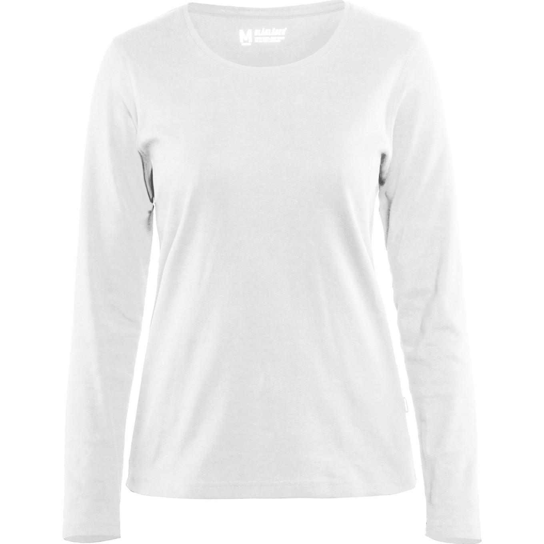 Långärmad T shirt Dam