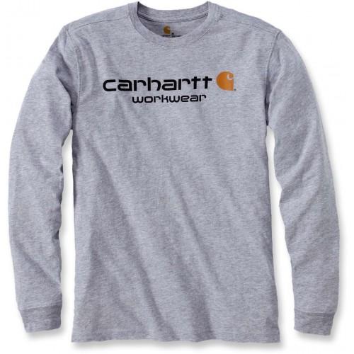 Core Logo Long Sleeve T-Shirt