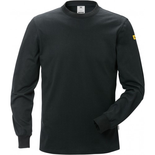 ESD Långärmad T-shirt 7082 XTM