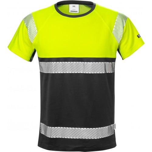 Varsel T-shirt 7518 THV, klass 1