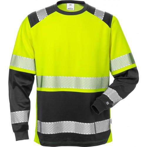Varsel långärmad T-shirt 7457 THV, klass 2