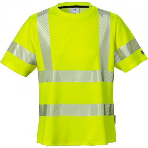 Varsel T-shirt 7458 THV klass 2, dam