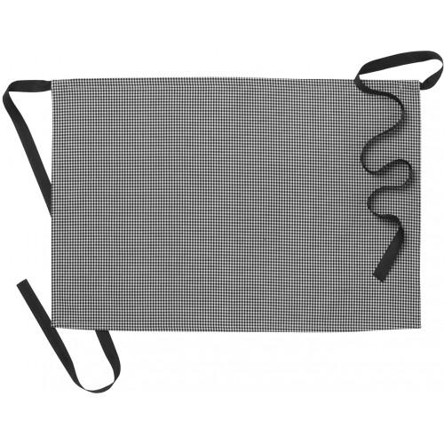 Kort midjeförkläde ruta