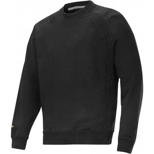 Sweatshirt med MultiPockets