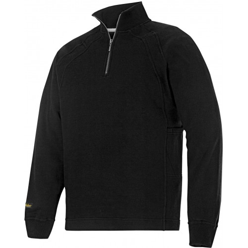 Zip Sweatshirt med MultiPockets