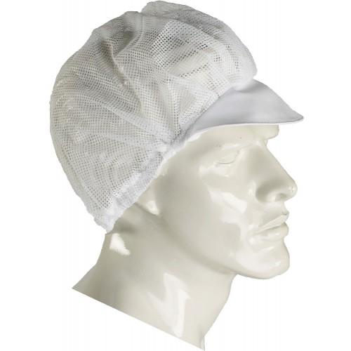 Keps med hårnät, HACCP