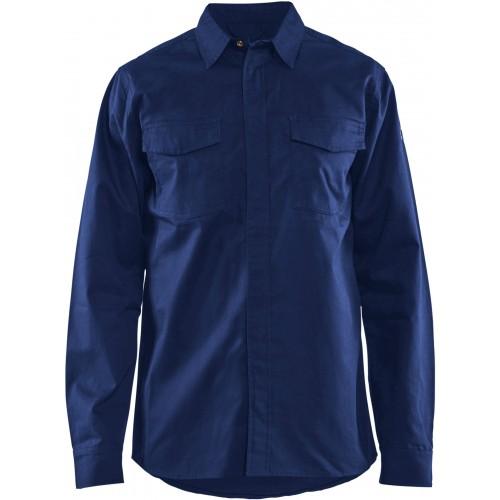Flamskyddad skjorta