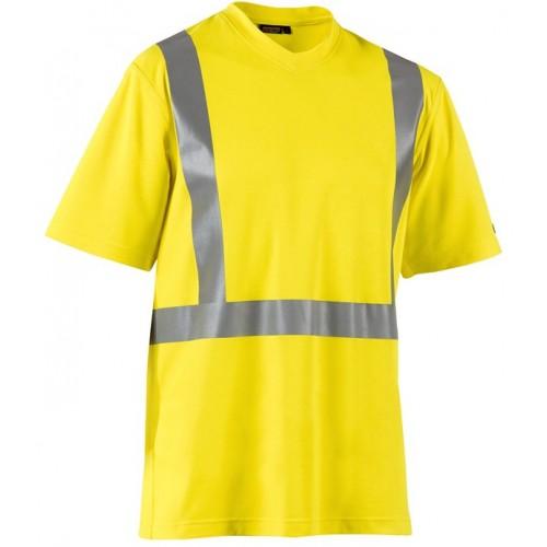 UV-skyddad varsel-T-shirt