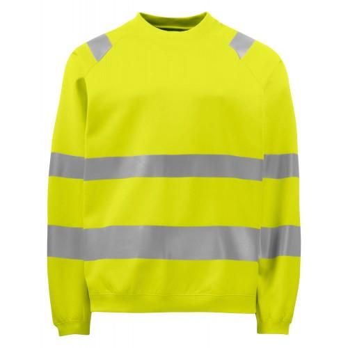 Sweatshirt En Iso 20471 Klass 3