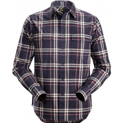 RuffWork, rutig långärmad Flanellskjorta