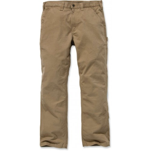 Washed Twill Dungaree