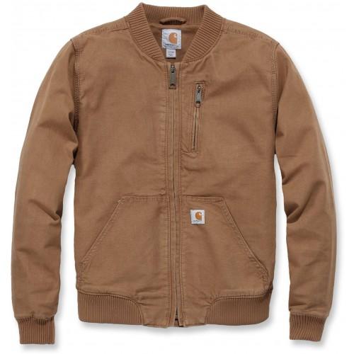 Crawford Bomber Jacket
