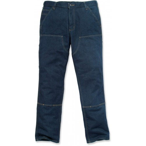 Rugged Flex® Double-front Dungaree Jeans