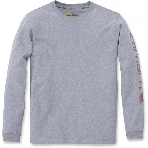 Workwear Sleeve Logo Long-sleeve T-shirt