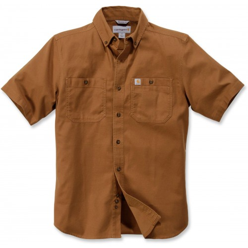 Rugged Flex® Rigby Short-sleeve Work Shirt