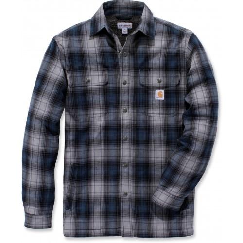 Hubbard Sherpa Lined Shirt Jac