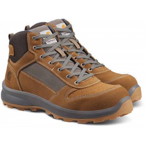 Michigan Mid Rugged Flex S1p Safety Shoe